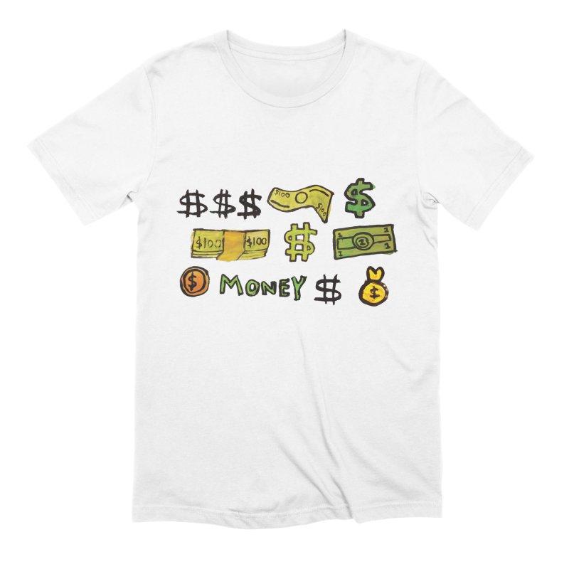 Money Men's Extra Soft T-Shirt by GOONS