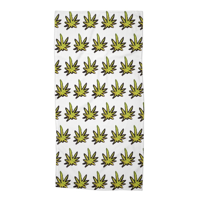 Vice City Accessories Beach Towel by GOONS