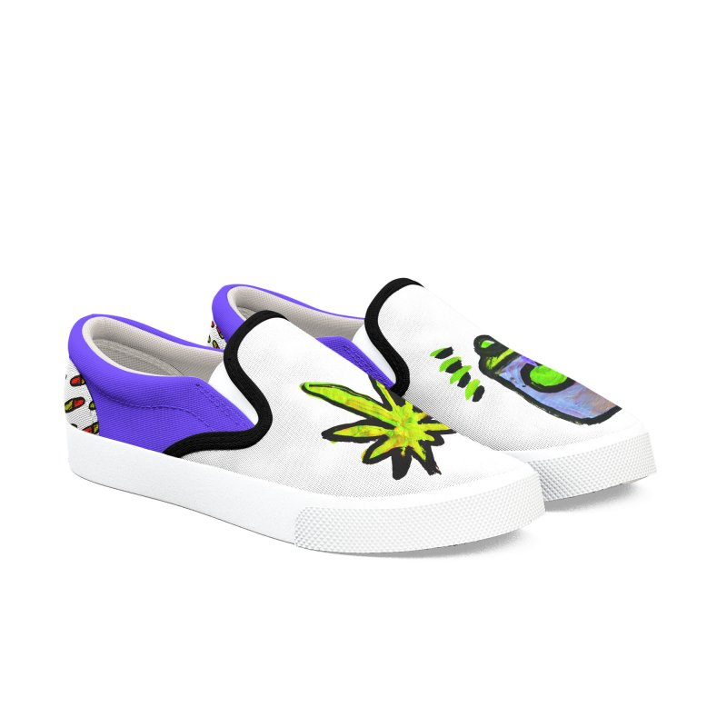 Vice City Women's Slip-On Shoes by GOONS