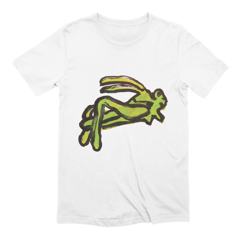 Lucky Grasshopper Men's T-Shirt by GOONS