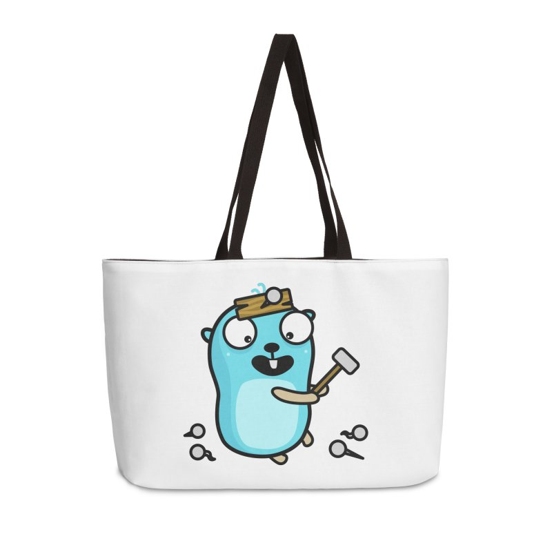 Oh no Accessories Bag by Be like a Gopher