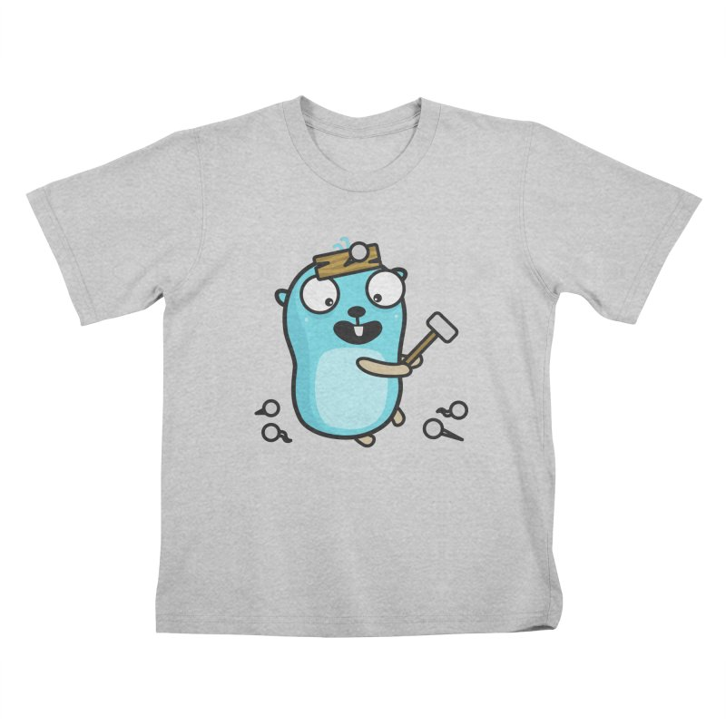 Oh no Kids T-Shirt by Be like a Gopher