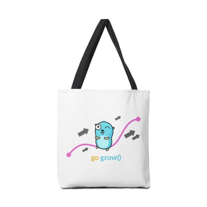 go grow() Accessories Bag by Be like a Gopher