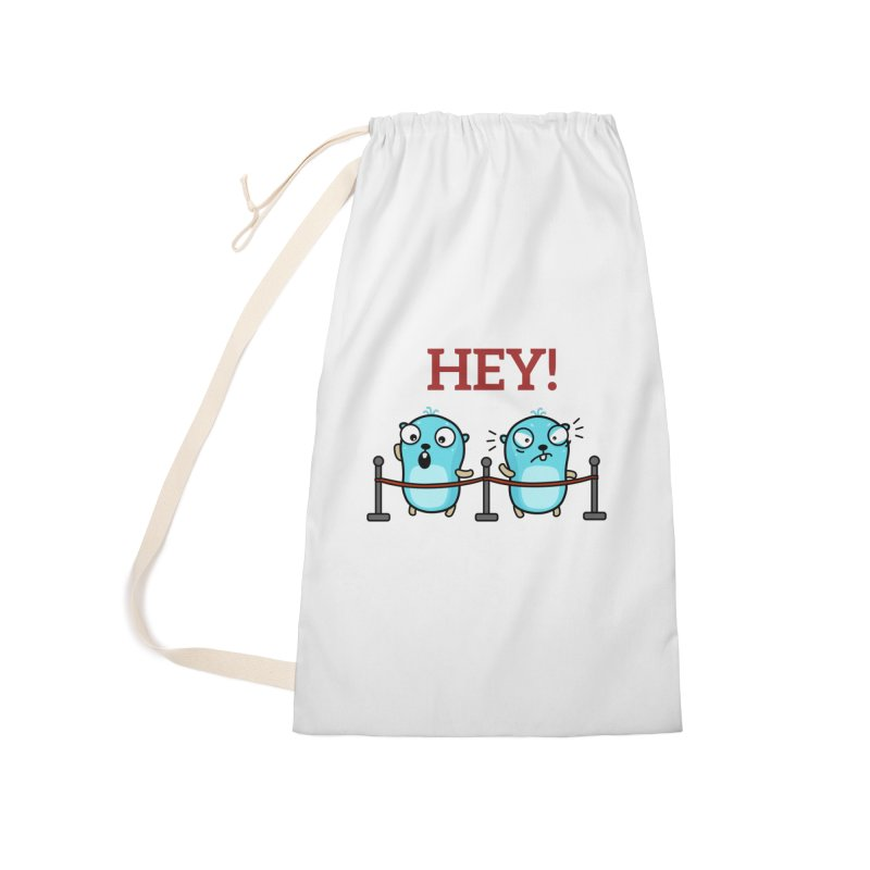 Hey! Accessories Bag by Be like a Gopher