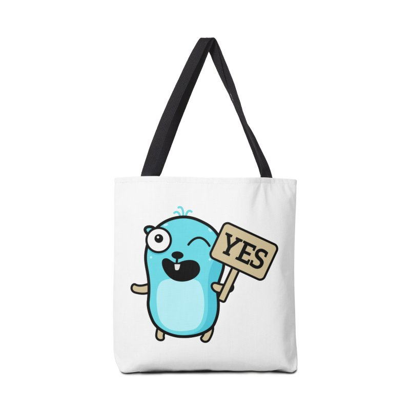 Yes Accessories Bag by Be like a Gopher