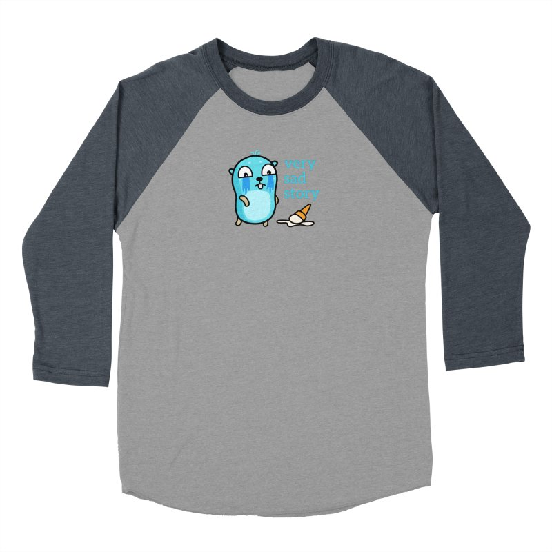 Very sad story Women's Longsleeve T-Shirt by Be like a Gopher