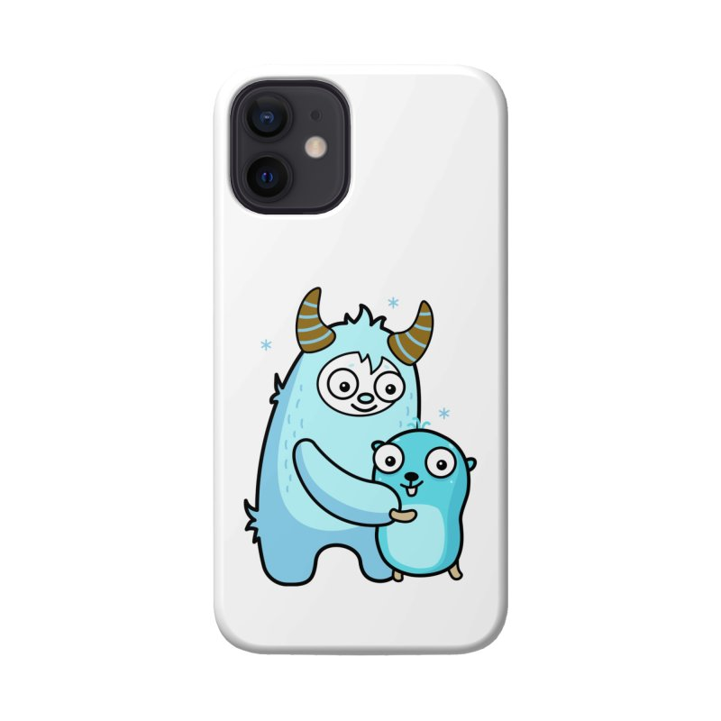 My dear Yeti friend Accessories Phone Case by Be like a Gopher
