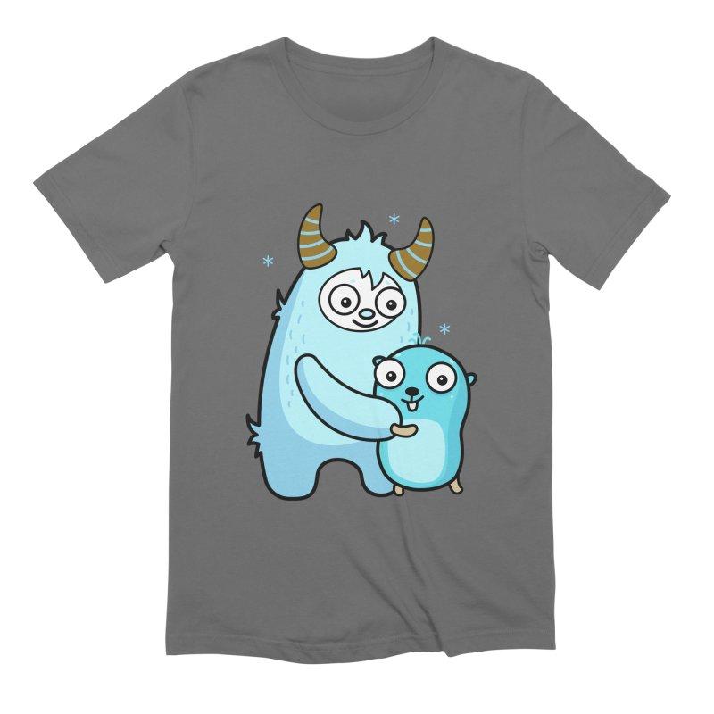 My dear Yeti friend Men's T-Shirt by Be like a Gopher