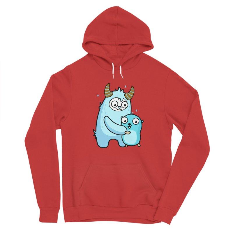 My dear Yeti friend Men's Pullover Hoody by Be like a Gopher
