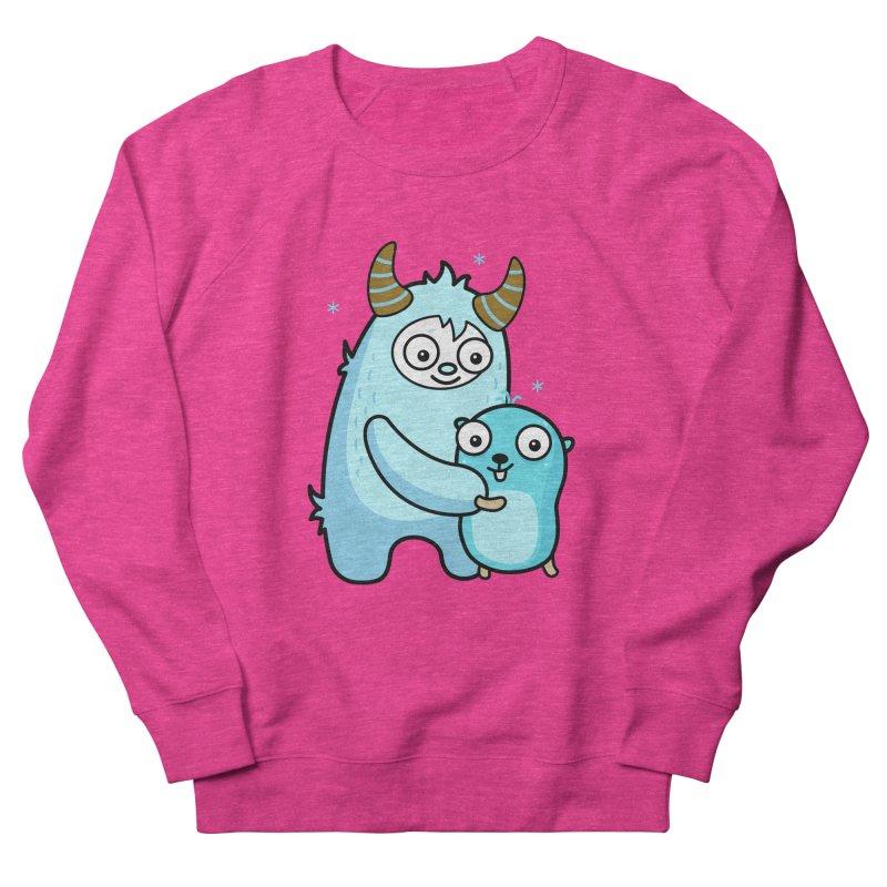 My dear Yeti friend Women's Sweatshirt by Be like a Gopher