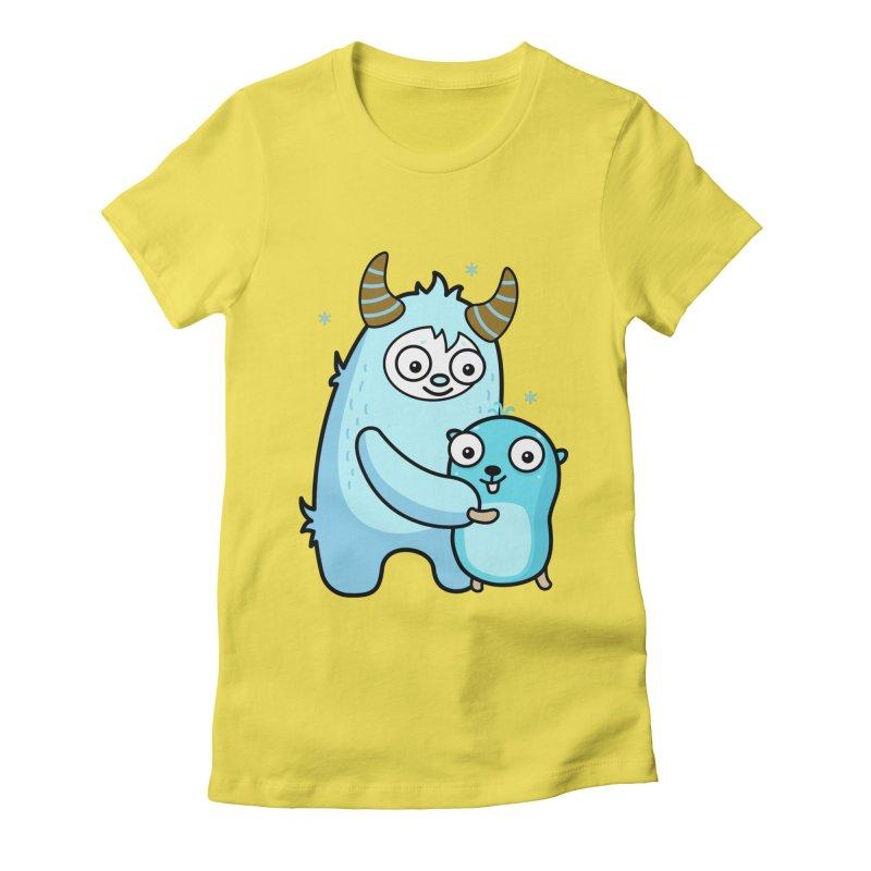 My dear Yeti friend Women's T-Shirt by Be like a Gopher