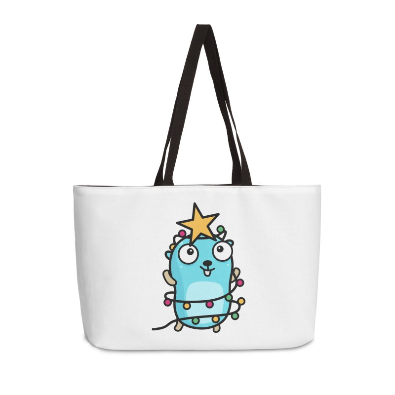 Christmas time Accessories Bag by Be like a Gopher