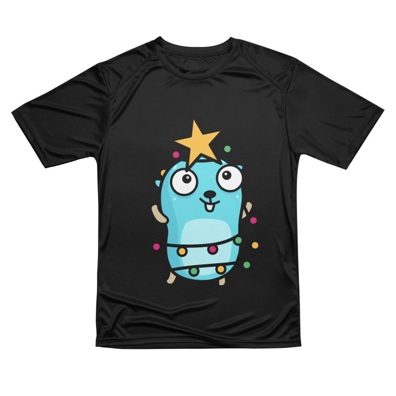 Christmas time Men's T-Shirt by Be like a Gopher