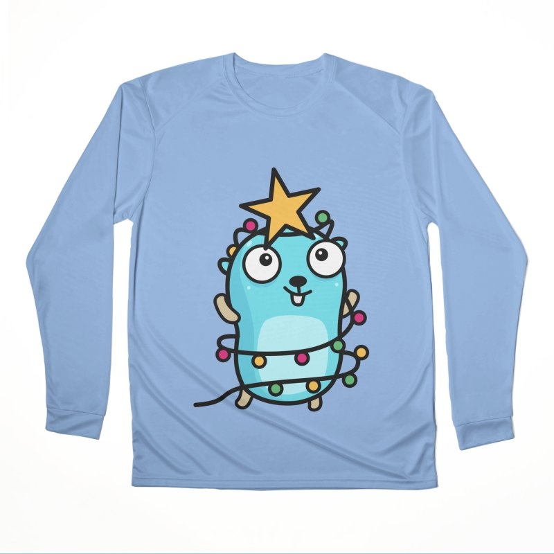 Christmas time Women's Longsleeve T-Shirt by Be like a Gopher