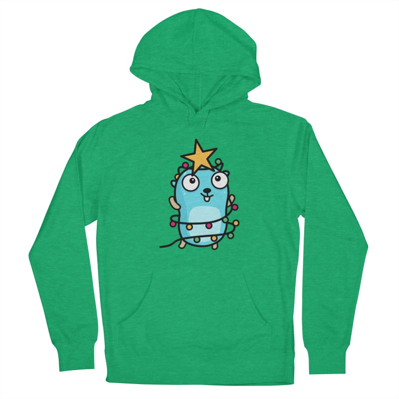 Christmas time Women's Pullover Hoody by Be like a Gopher