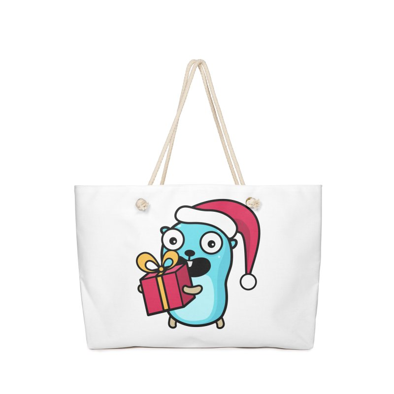 I'm your Santa! Accessories Bag by Be like a Gopher