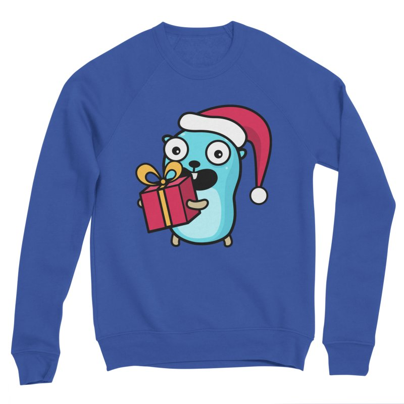 I'm your Santa! Women's Sweatshirt by Be like a Gopher