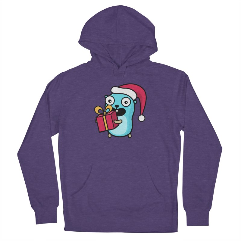I'm your Santa! Men's Pullover Hoody by Be like a Gopher