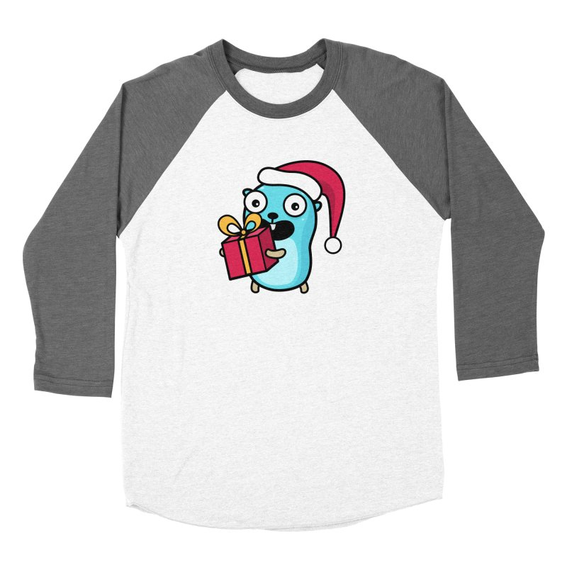I'm your Santa! Women's Longsleeve T-Shirt by Be like a Gopher