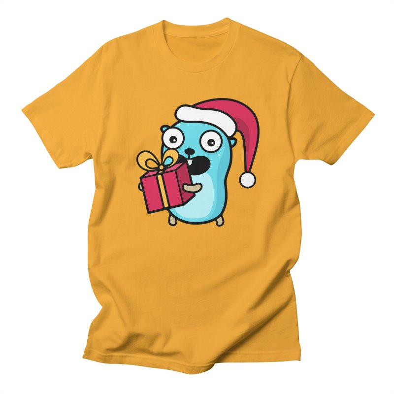 I'm your Santa! Men's T-Shirt by Be like a Gopher