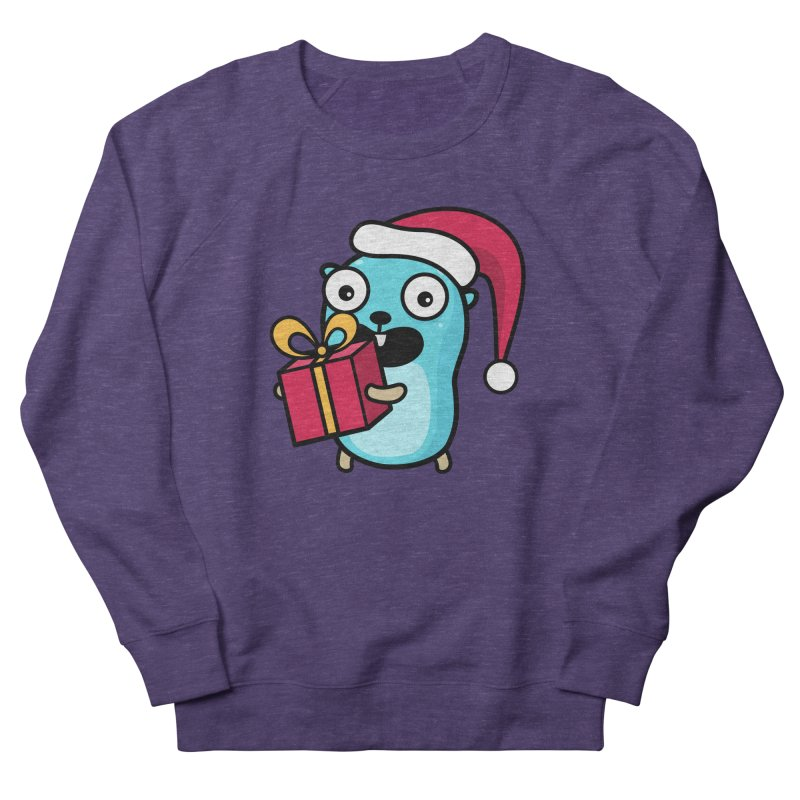 I'm your Santa! Men's Sweatshirt by Be like a Gopher