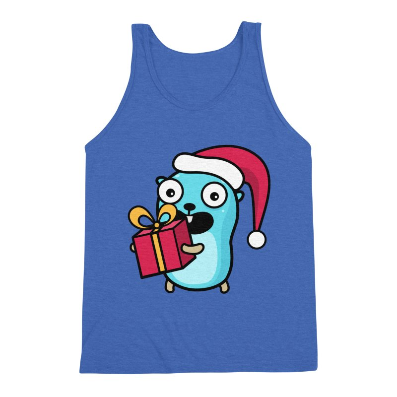I'm your Santa! Men's Tank by Be like a Gopher