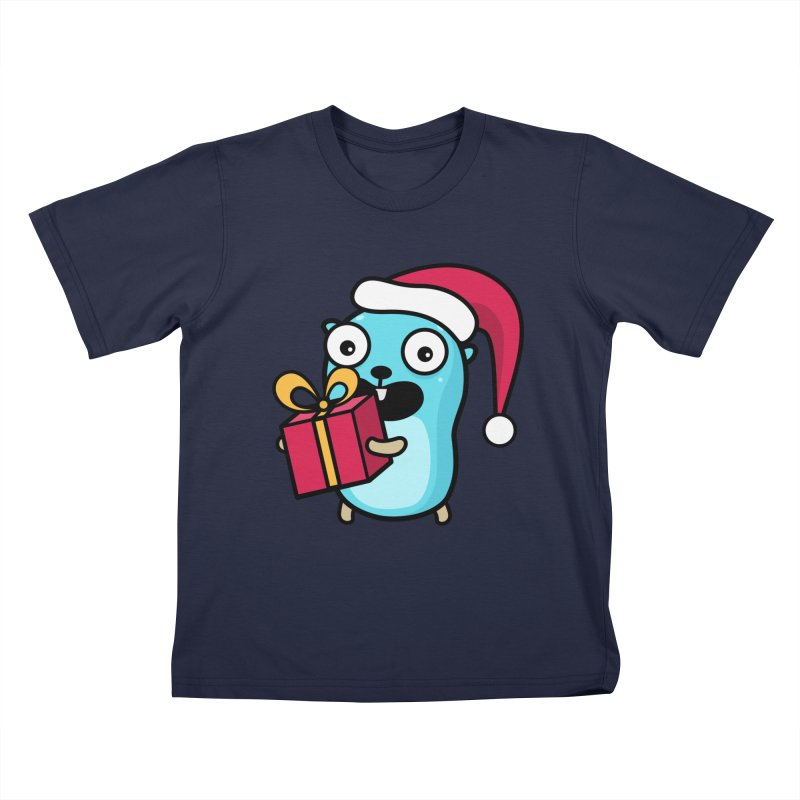 I'm your Santa! Kids T-Shirt by Be like a Gopher