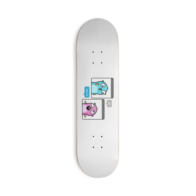 Hi! Accessories Skateboard by Be like a Gopher