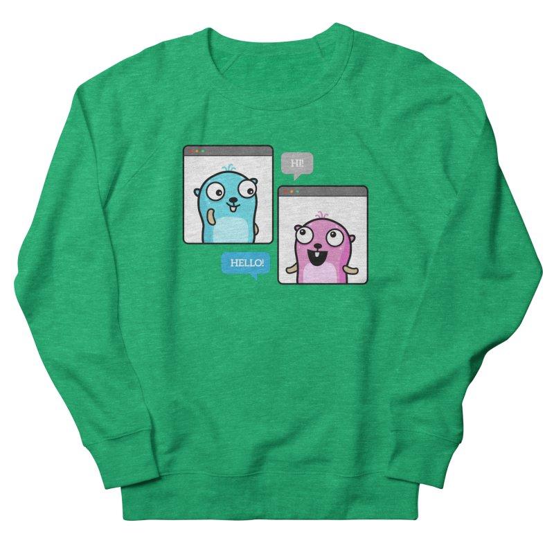Hi! Women's Sweatshirt by Be like a Gopher