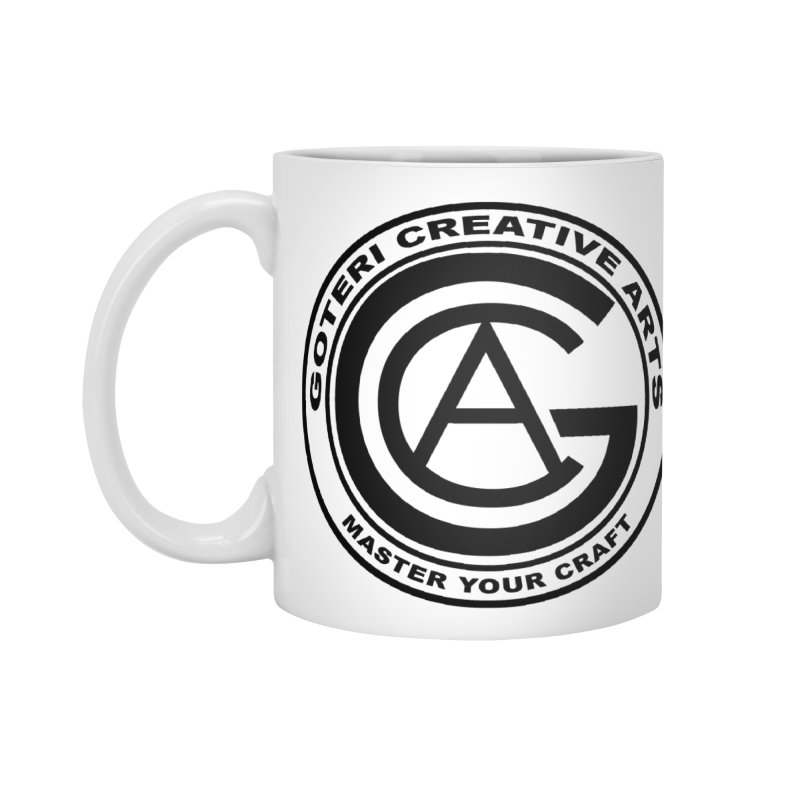 GOTERI CREATIVE ARTS Accessories Mug by Goteri Gear Artist Shop