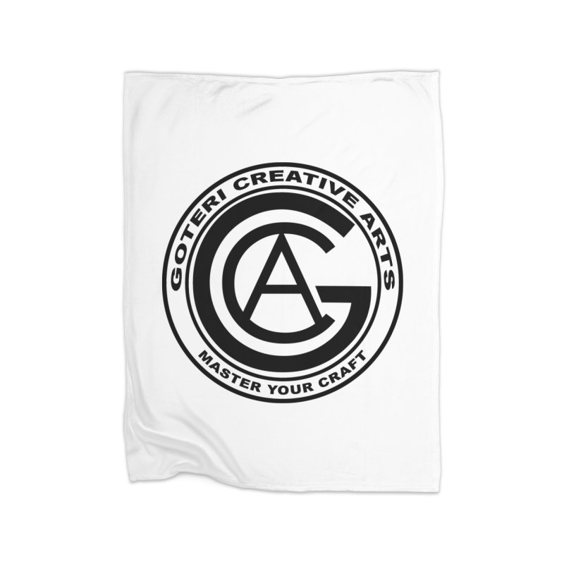 GOTERI CREATIVE ARTS Home Blanket by Goteri Gear Artist Shop