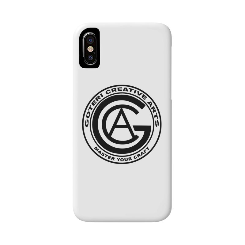 GOTERI CREATIVE ARTS Accessories Phone Case by Goteri Gear Artist Shop