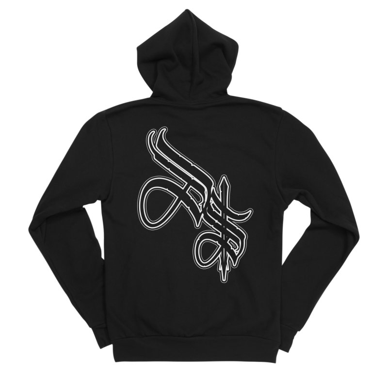 DS Men's Zip-Up Hoody by Gothic Coalition Clothing