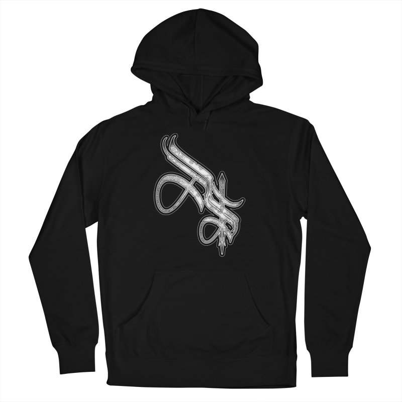 Deviant Society Bandana Design Men's Pullover Hoody by Gothic Coalition Clothing