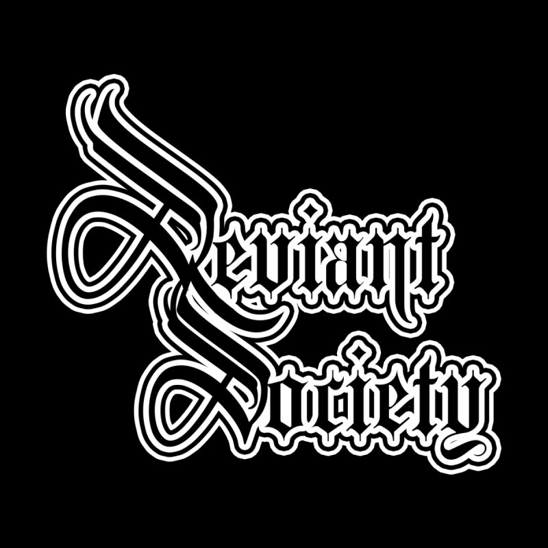 Deviant Society Men's T-Shirt by Gothic Coalition Clothing