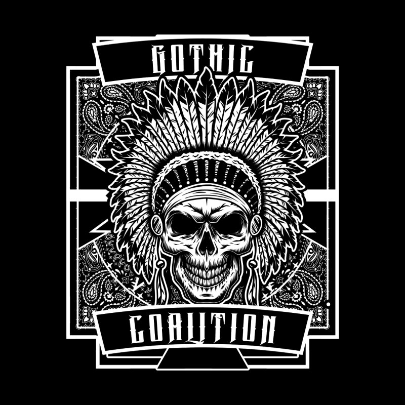 Gothic Coalition Apparel None  by Gothic Coalition Clothing