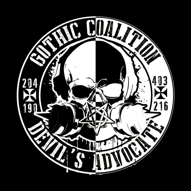 One Piece Men's T-Shirt by Gothic Coalition Clothing