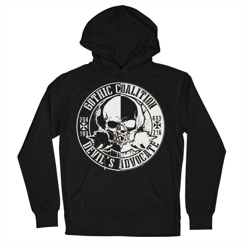 One Piece Men's Pullover Hoody by Gothic Coalition Clothing