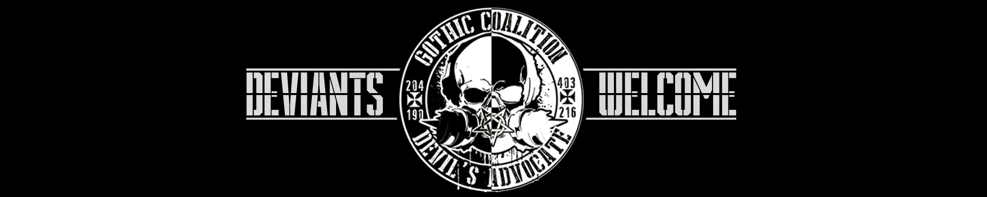 GothicCoalitionClothing Cover