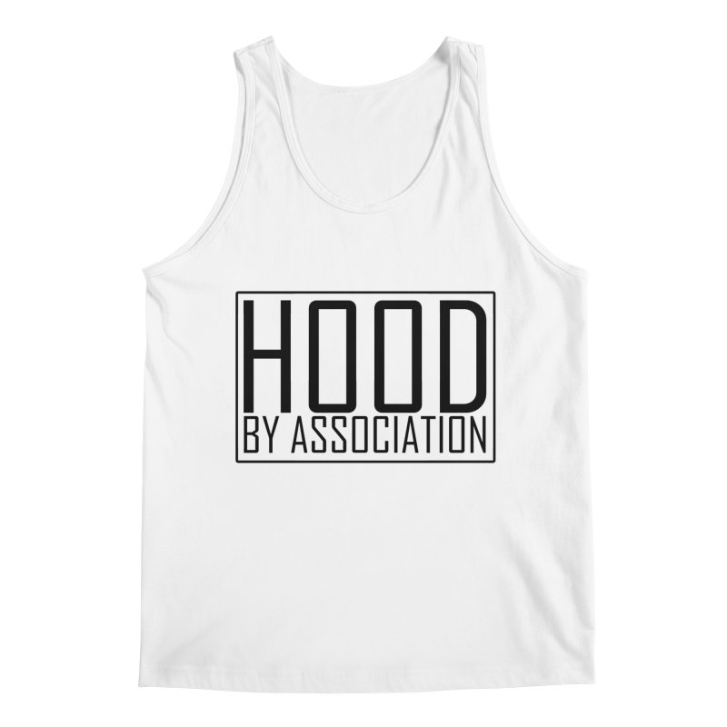 HBA BLACK Men's Tank by Gothic Coalition Clothing