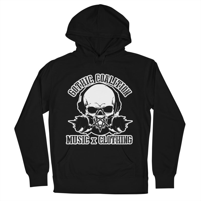 Gothic Coalition Apparel Men's French Terry Pullover Hoody by Gothic Coalition Clothing