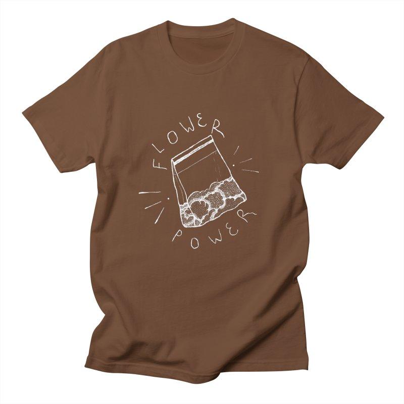 -Flower Power- Women's Unisex T-Shirt by GraphicMistake's Artist Shop