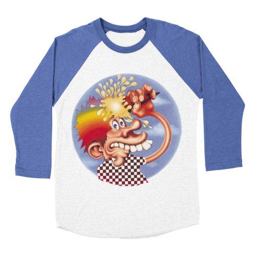 0714c3b0 Shop GratefulDead on Threadless womens baseball-triblend-t-shirt