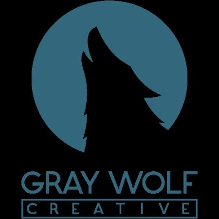 Logo for Gray Wolf Creative