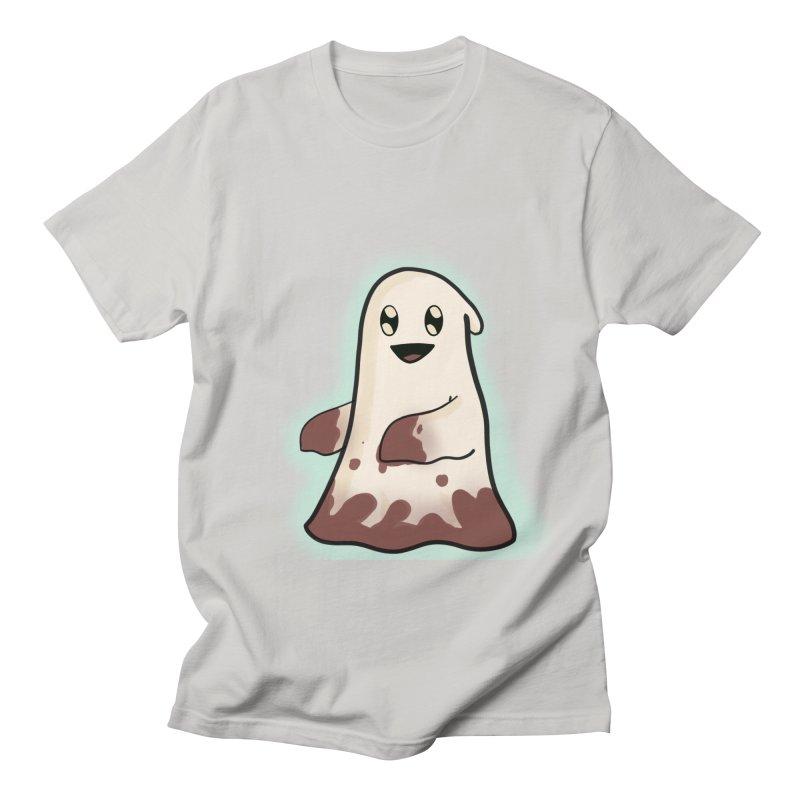 Bloody Ghost Men's T-Shirt by Raptor Co. Tees