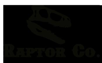 Raptor Co. Tees Logo