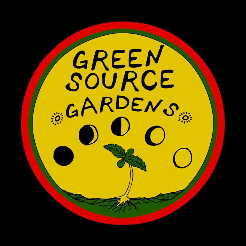 Green Source Gardens Men's T-Shirt by Green Source Gardens