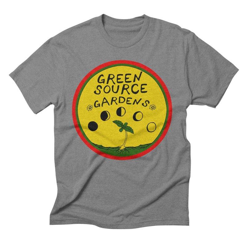 Green Source Gardens Men's T-Shirt by Green Source Gardens