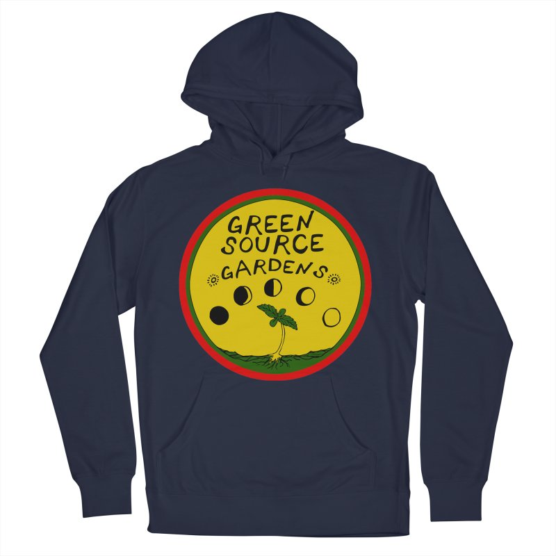 Green Source Gardens Men's Pullover Hoody by Green Source Gardens