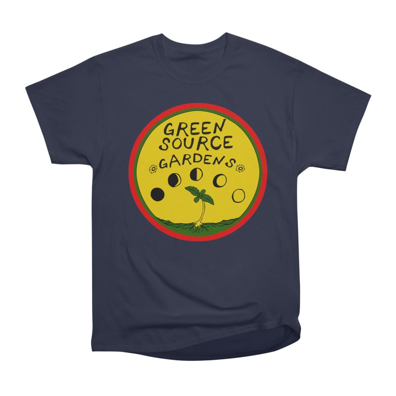 Green Source Gardens Women's Heavyweight Unisex T-Shirt by Green Source Gardens
